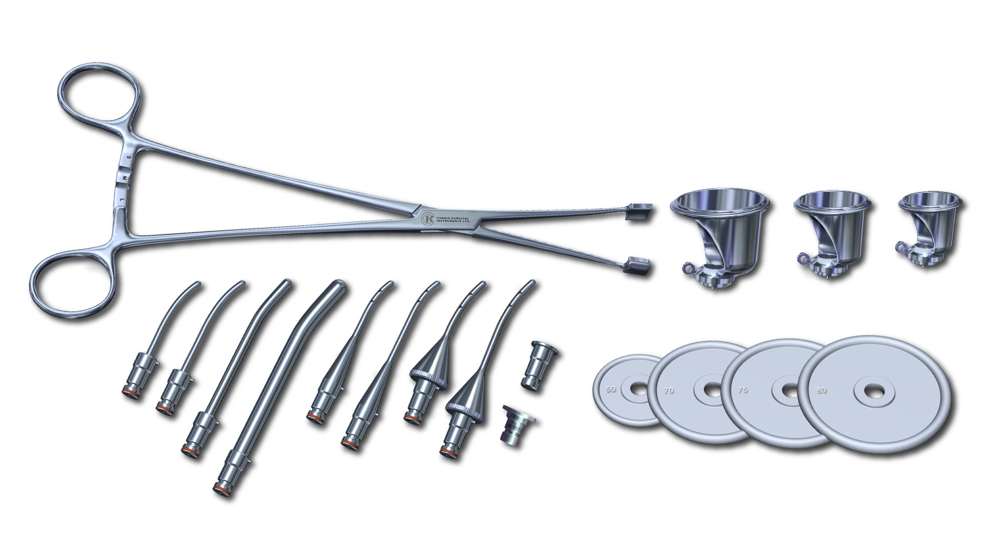 Valtchev Vaginal Delineator Gynecology Instrument